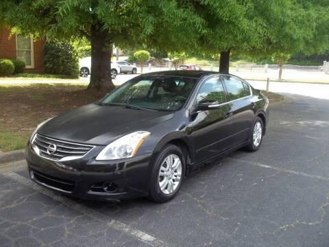 2012 Nissan Altima for sale at Key Auto Center in Marietta GA