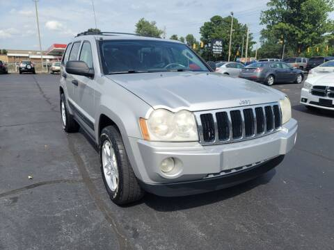 2005 Jeep Grand Cherokee for sale at JV Motors NC 2 in Raleigh NC