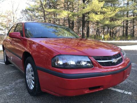 2005 Chevrolet Impala for sale at Route 41 Budget Auto in Wadsworth IL
