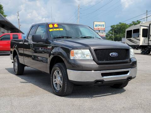 2006 Ford F-150 for sale at AutoMart East Ridge in Chattanooga TN