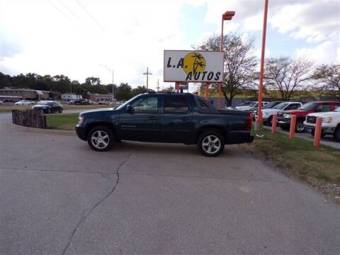 2007 Chevrolet Avalanche for sale at L A AUTOS in Omaha NE