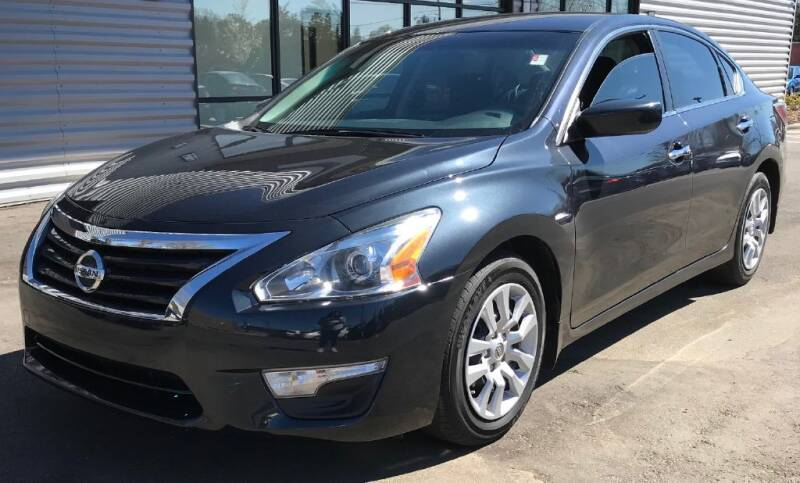 2015 Nissan Altima for sale at Ride Life Auto Sales in Charlotte NC
