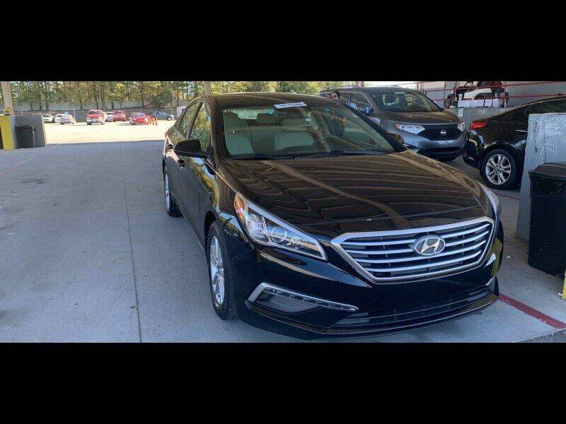 2015 Hyundai Sonata for sale at Auto Solutions in Maryville TN
