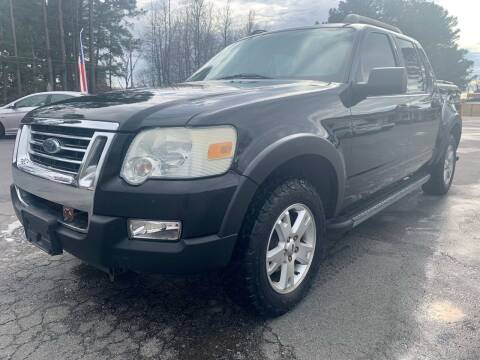 2007 Ford Explorer Sport Trac for sale at Airbase Auto Sales in Cabot AR