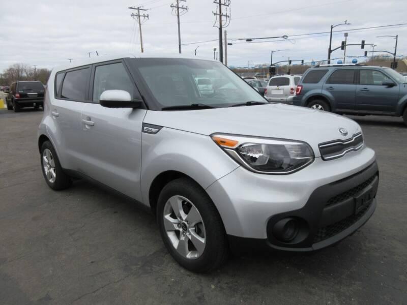 2018 Kia Soul for sale at Fox River Motors, Inc in Green Bay WI