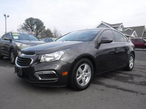 2016 Chevrolet Cruze Limited for sale at Rob Co Automotive LLC in Springfield TN