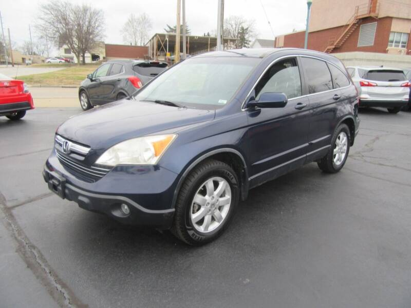 2009 Honda CR-V for sale at Riverside Motor Company in Fenton MO