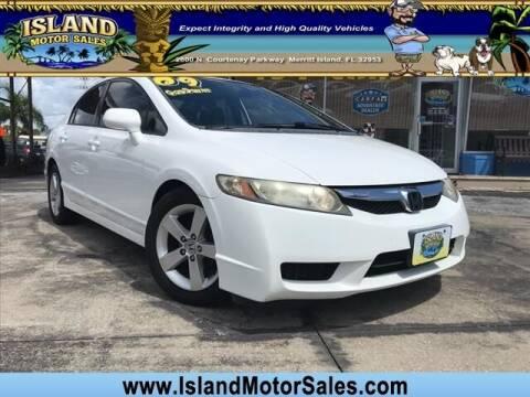 2009 Honda Civic for sale at Island Motor Sales Inc. in Merritt Island FL