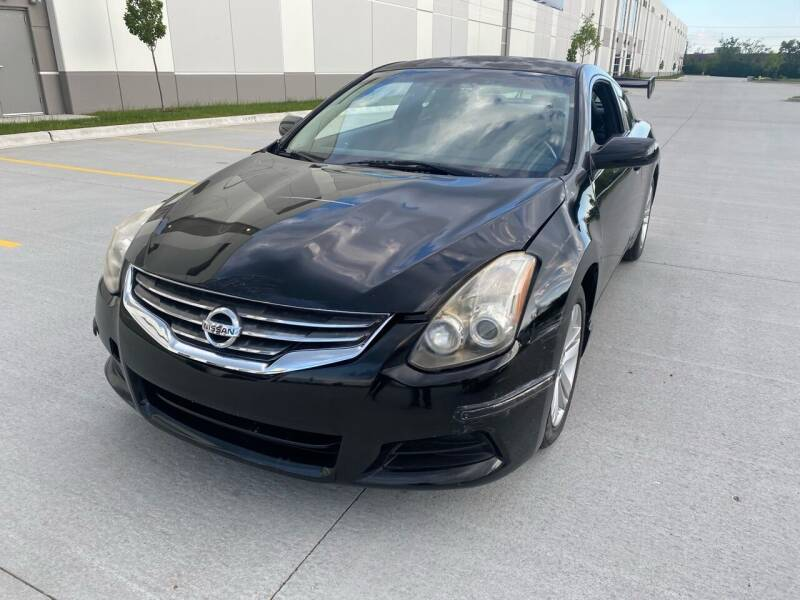 2010 Nissan Altima for sale at Quality Auto Sales And Service Inc in Westchester IL