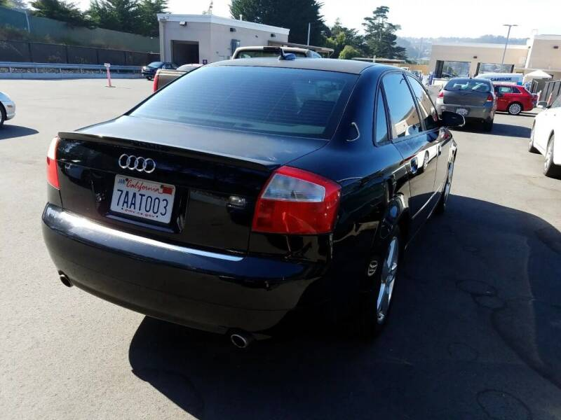 2005 Audi A4 for sale at MCHENRY AUTO SALES in Modesto CA
