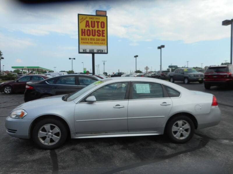 2011 Chevrolet Impala for sale at AUTO HOUSE WAUKESHA in Waukesha WI