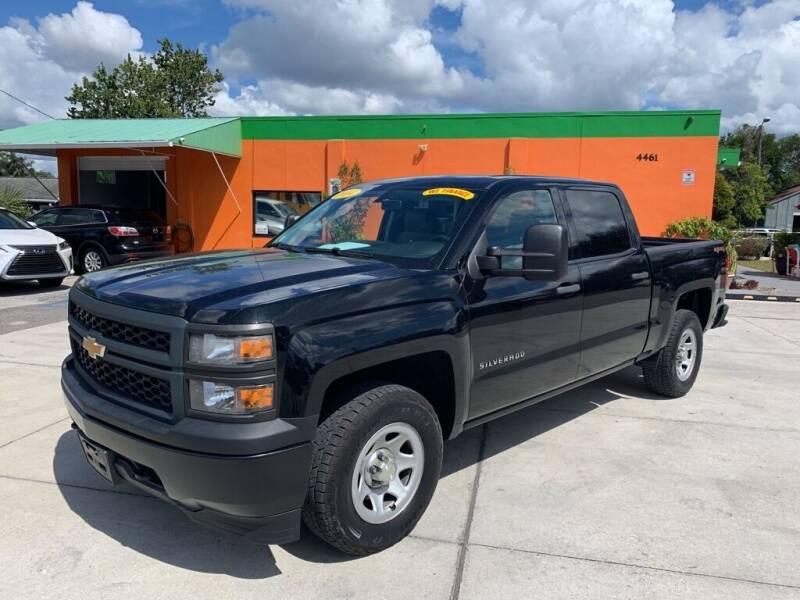 2014 Chevrolet Silverado 1500 for sale at Galaxy Auto Service, Inc. in Orlando FL