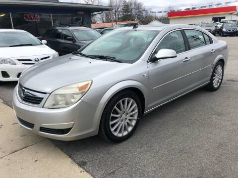 2007 Saturn Aura for sale at Wise Investments Auto Sales in Sellersburg IN