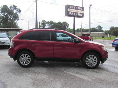 2008 Ford Edge for sale at Checkered Flag Auto Sales EAST in Lakeland FL