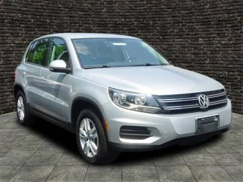 2012 Volkswagen Tiguan for sale at Ron's Automotive in Manchester MD