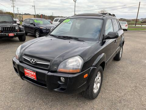 2009 Hyundai Tucson for sale at Carmans Used Cars & Trucks in Jackson OH