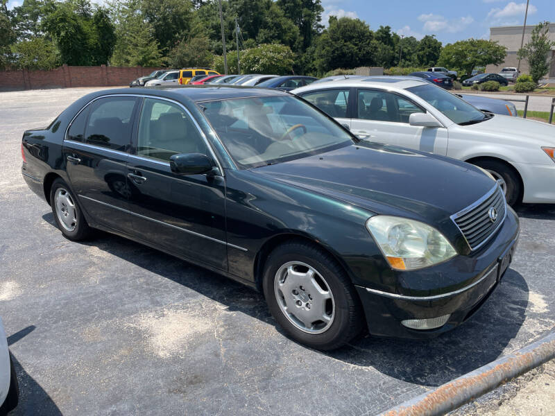 2002 Lexus LS 430 for sale at Ron's Used Cars in Sumter SC