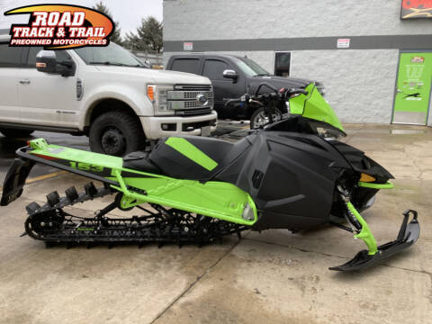 2018 Arctic Cat M 8000 SNO PRO (153) for sale at Road Track and Trail in Big Bend WI