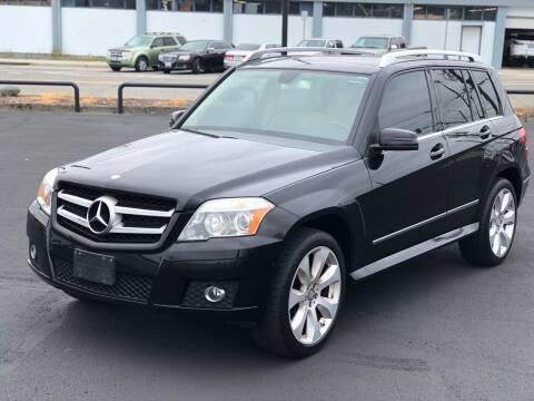 2010 Mercedes-Benz GLK for sale at Washington Auto Sales in Tacoma WA