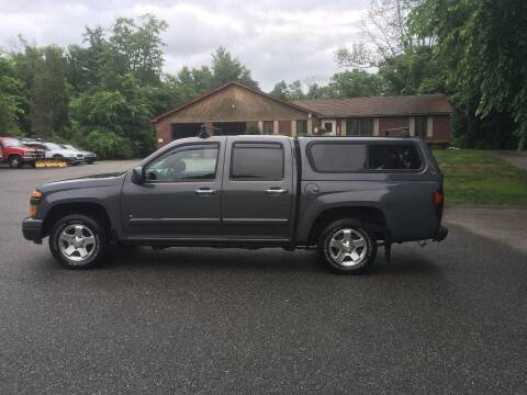 2009 Chevrolet Colorado for sale at Lou Rivers Used Cars in Palmer MA