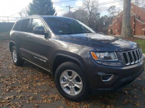 2015 Jeep Grand Cherokee for sale at McAdenville Motors in Gastonia NC