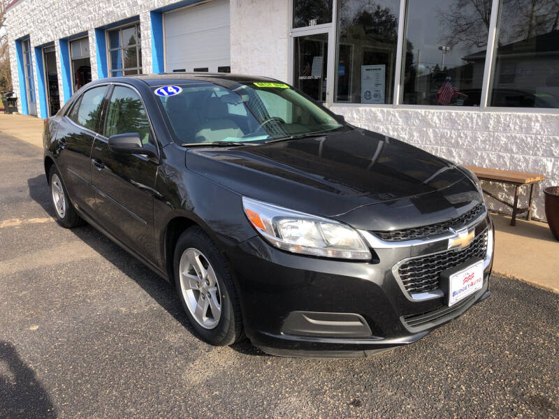 2014 Chevrolet Malibu for sale at Budget Auto in Appleton WI