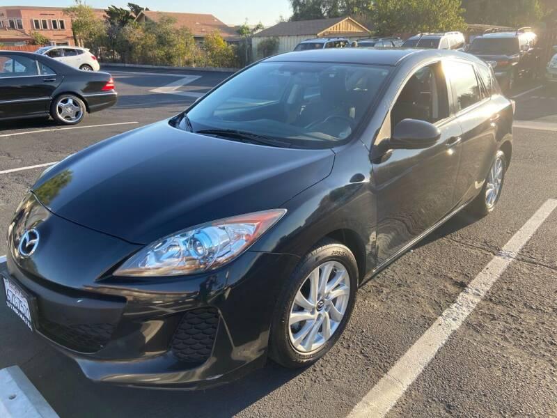 2013 Mazda MAZDA3 for sale at Coast Auto Motors in Newport Beach CA