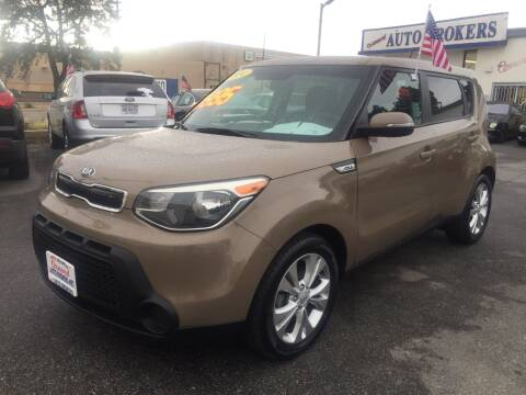 2014 Kia Soul for sale at Oxnard Auto Brokers in Oxnard CA