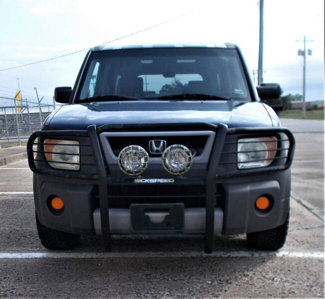 2003 Honda Element for sale at M G Motor Sports in Tulsa OK
