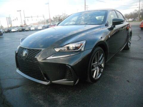 2017 Lexus IS 300 for sale at Windsor Auto Sales in Loves Park IL