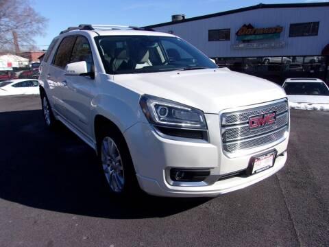 2015 GMC Acadia for sale at Dorman's Auto Center inc. in Pawtucket RI