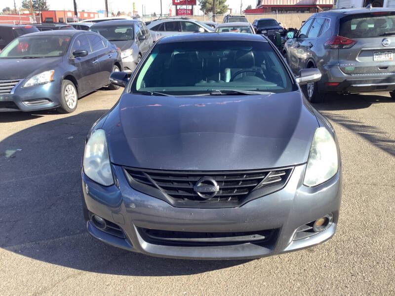 2010 Nissan Altima for sale at GPS Motors in Denver CO