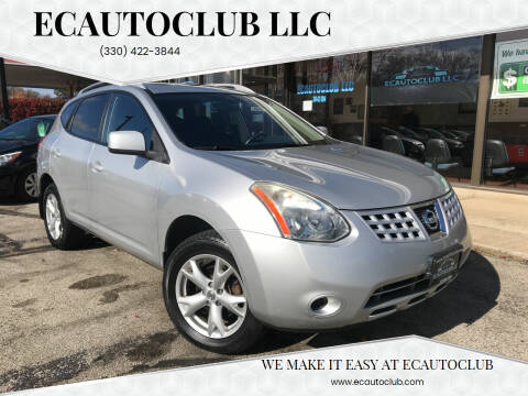 2009 Nissan Rogue for sale at ECAUTOCLUB LLC in Kent OH
