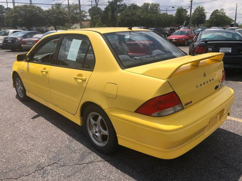2002 Mitsubishi Lancer O-Z Rally 4dr Sedan - Virginia Beach VA