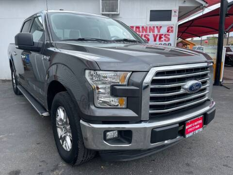 2016 Ford F-150 for sale at Manny G Motors in San Antonio TX