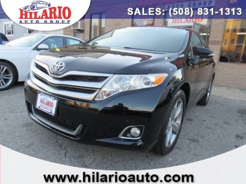 2013 Toyota Venza for sale at Hilario's Auto Sales in Worcester MA