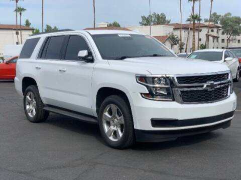 2016 Chevrolet Tahoe for sale at Brown & Brown Wholesale in Mesa AZ
