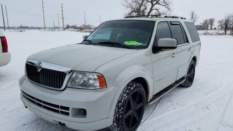 2005 Lincoln Navigator for sale at Best Car Sales in Rapid City SD