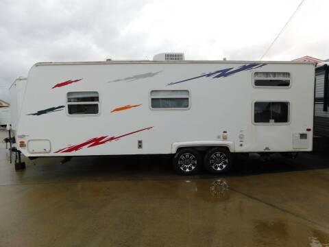 2006 Extreme Camping Trailer for sale at Motorsports Unlimited in McAlester OK