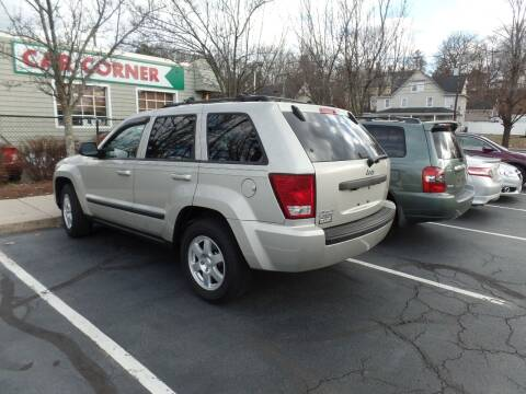 2008 Jeep Grand Cherokee for sale at CAR CORNER RETAIL SALES in Manchester CT