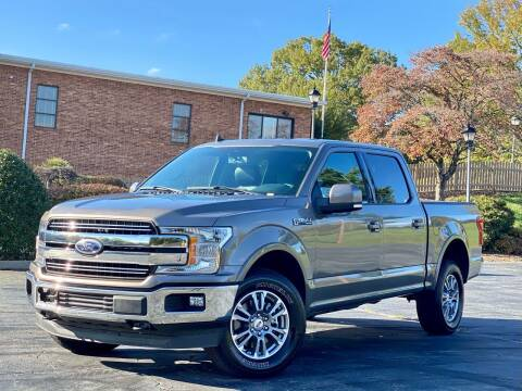 2020 Ford F-150 for sale at Sebar Inc. in Greensboro NC
