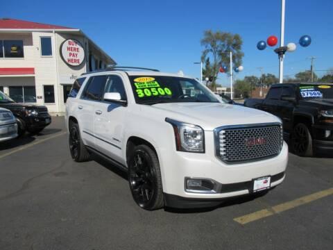 2016 GMC Yukon for sale at Auto Land Inc in Crest Hill IL