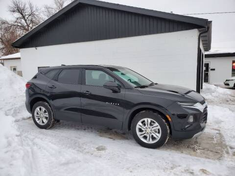 2020 Chevrolet Blazer for sale at GOOD NEWS AUTO SALES in Fargo ND