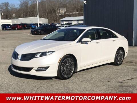 2013 Lincoln MKZ for sale at WHITEWATER MOTOR CO in Milan IN