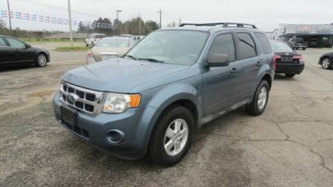 2011 Ford Escape for sale at Minden Autoplex in Minden LA