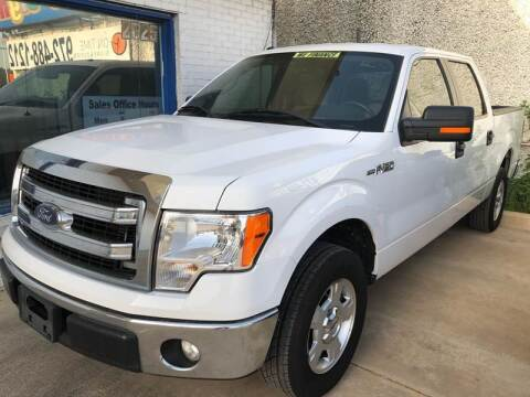 2014 Ford F-150 for sale at Best Royal Car Sales in Dallas TX