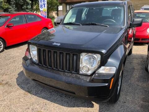 2012 Jeep Liberty for sale at NORTH CHICAGO MOTORS INC in North Chicago IL
