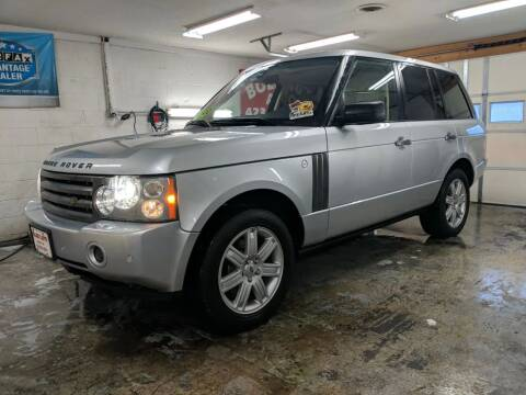 2008 Land Rover Range Rover for sale at BOLLING'S AUTO in Bristol TN