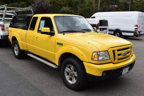 2006 Ford Ranger for sale at Ramsey Corp. in West Milford NJ