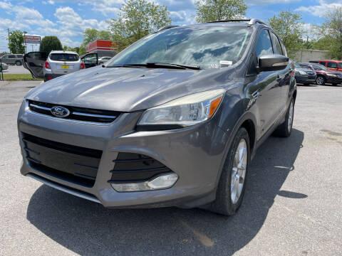 2013 Ford Escape for sale at Diana Rico LLC in Dalton GA